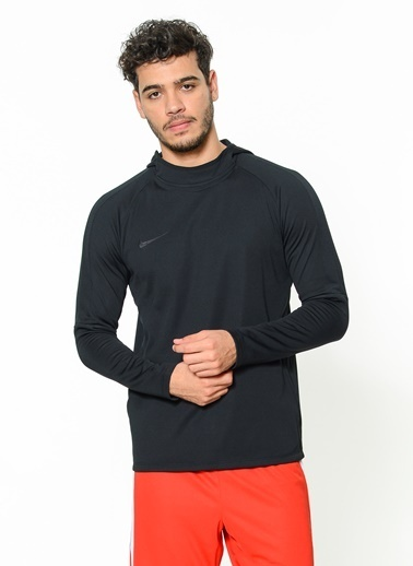 Kapüşonlu Spor Sweatshirt-Nike